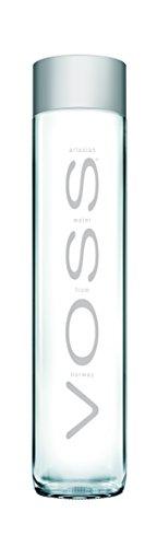 VOSS Artesian Still Water, 375 ml Glass Bottles (Pack of 12)