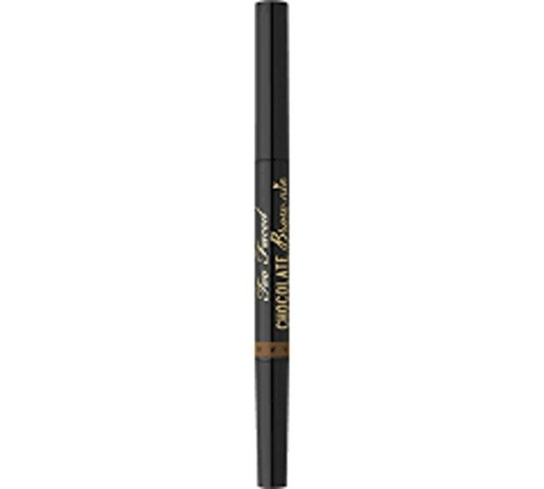 Too Faced Chocolate Brow-nie Cocoa Powder Brow Pencil – Deep Brown