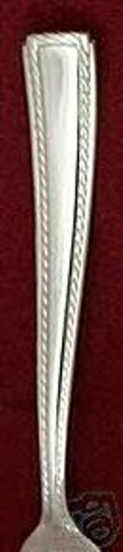 Large Solid Cold Meat Serving Fork in Flourish (Stainless) by Oneida