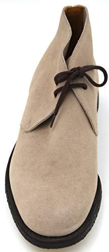 Polacco Church's Fit Casual Uomo Tempo Sand Sabbia G Sahara Art Sneaker Libero Scarpa Sttqr
