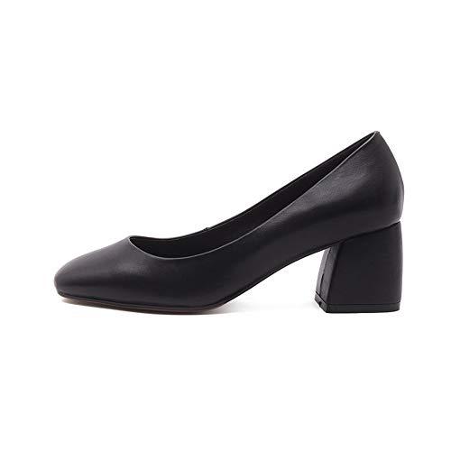 Compensées 36 Noir Sandales SDC06063 5 Femme Noir AdeeSu EU gwq4Cn