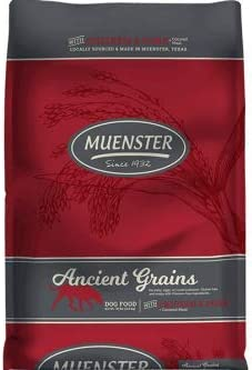 Muenster Milling Co. Natural Chicken Pork ALS Dog Food