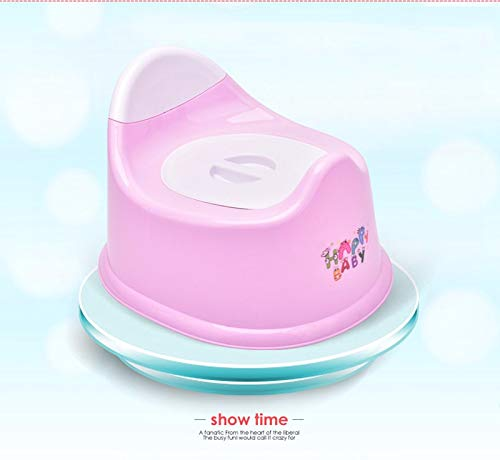 Autumn Water Child Toilet Potty Training Girls Boy Baby Toilet Chair Seat Portable Toilet with Cover Cartoon Infant Baby Potty Children WC