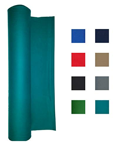 (21 Ounce Pool Table Felt - Billiard Cloth - for 7 Foot Table Standard)