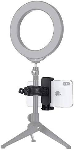 KANEED カメラアクセサリー 撮影機材 ハンドルバーアダプターマウント電話クランプブラケット