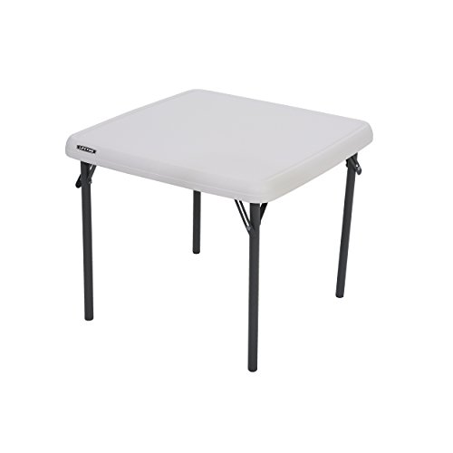 Lifetime 80425 Kids Folding Table, Almond, ()