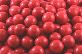 Unwrapped Bulk Candy (Atomic Fireballs Cinnamon Candy Mini 3/8 Inch Small - Bulk 2 Pounds UNWRAPPED)