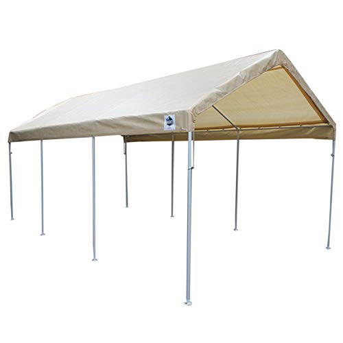 HealthyBells Hercules 10'x20' Canopy, Tan, Box 1 of ()