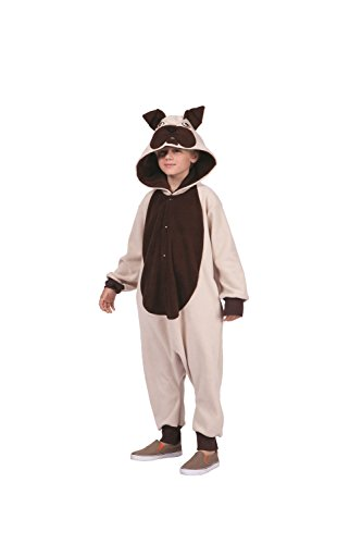 RG Costumes 40142 Butch Bulldog Child Funsie Costume - Large]()