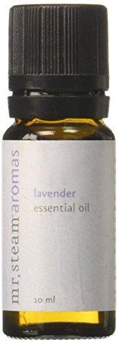 Mr. Steam 103811 Lavender Essential Oil, 10 mL Mr Steam Oils