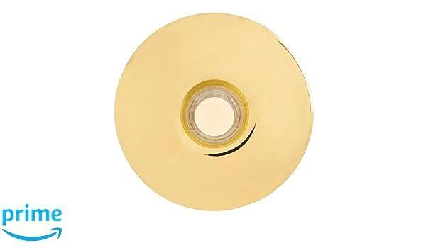 Bronze LED Lighted Doorbell Button