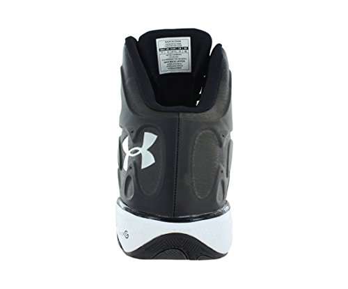 Under Armour Anatomix Spawn 2 Basketball Men's Shoes Size Black/White 8vk39pF5U