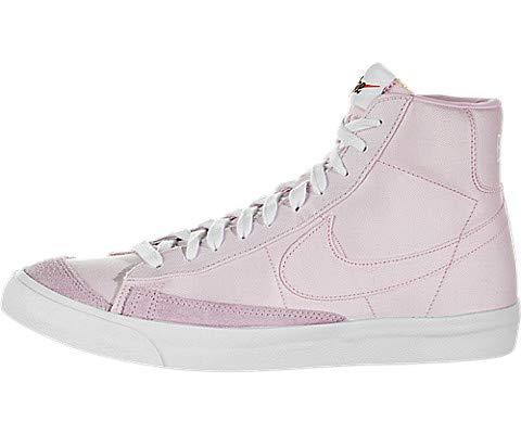 Nike Mens Blazer Mid '77 VNTG WE Pink Foam Canvas Size 10.5