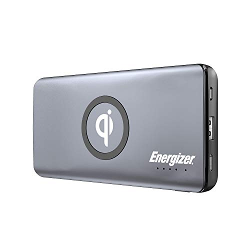 Image of Energizer Ultimate 10000 Series, 10W Qi Fast Wireless Charging, High Capacity 10000