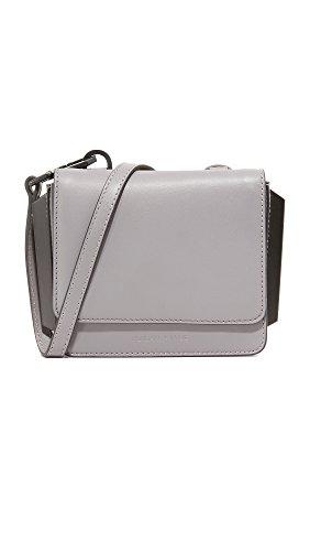 KENDALL + KYLIE Women's Baxter Cross Body Bag, Cement Grey, One Size