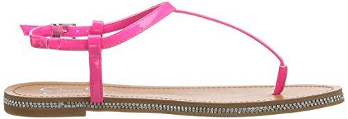 Jessica Simpson Women's Brimah Sandal Fluorescent AnMdRnp