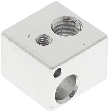 non-brand Accesorios de Bloque de Aluminio Calentador para ...