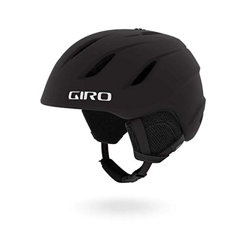 Giro Nine Jr. Kids Snow Helmet Matte Black SM 52-55.5cm