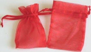 Rina's Garden Organza Favor Bags - 3