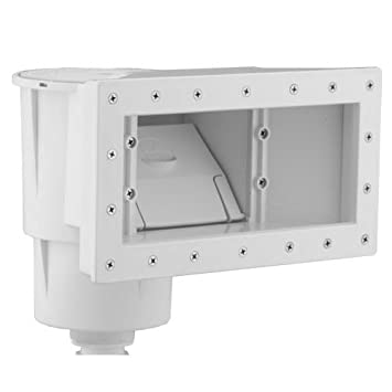 Wide Mouth ABS Thru-Wall Above Ground Pool Skimmer