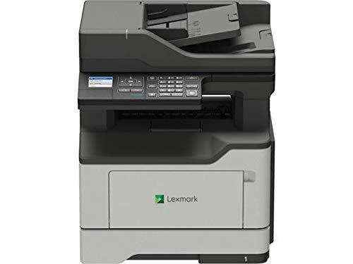 Lexmark MX321adn Laser Multifunction Printer - Monochrome - Plain Paper Print - Desktop - Copier/Fax/Printer/Scanner - 38 ppm Mono Print - 1200 x 1200 dpi Print - Automatic Duplex Print - 1 x In