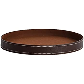 Well-known Amazon.com: The Lucky Clover Trading Roosevelt Round Faux Leather  ZS43