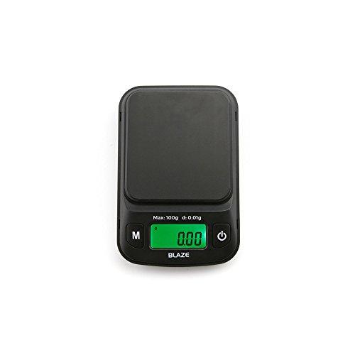 BLAZE Digital Mini Scale 100g x 0.01g Black