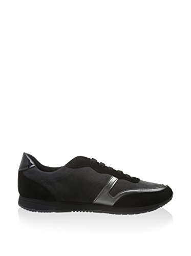 Brand Model Sports Wisdom Colour D Geox Sports Women's Brown Shoes Brown Black Anthracite Shoes Women's XYfag