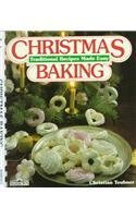 Christmas Baking by Teubner, Christian (1992) Plastic Comb