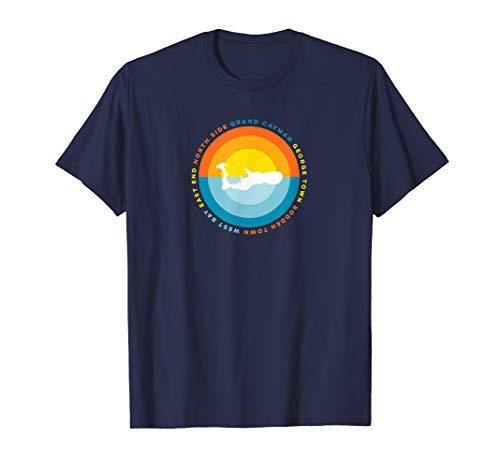 Sunset Cayman Islands - Cayman Islands Grand Cayman Sunset Graphic T Shirt