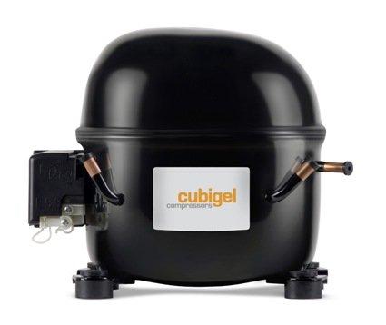 Motor Compresor para nevera Modelo cubigel gx18tb para R134 a 1/2 ...
