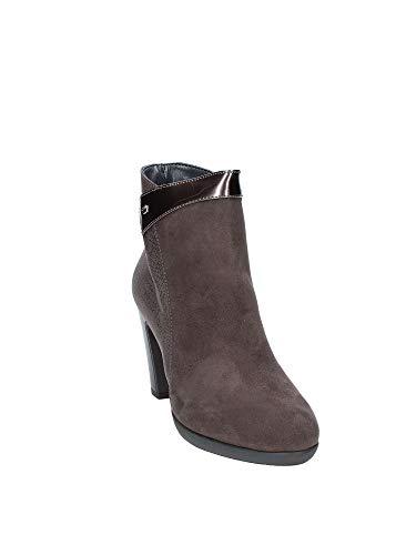 412691 Donna Shoes Stivaletto A0uwafu1q Grace Marrone SA1qw6n