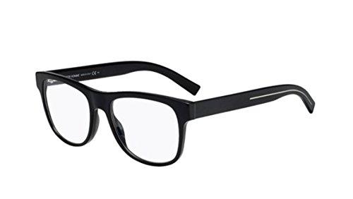 New Christian Dior Homme Black Tie 244 807 Black Eye Wear Eye Glasses