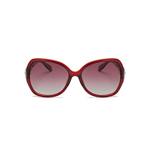Aoligei Lunettes de soleil polarisants double miroir conduite actuel couleur-lunettes de soleil-peinture UDfVCbn37