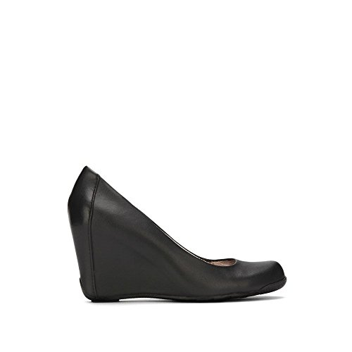 Kenneth Cole Reaction Women Shoes - Kenneth Cole REACTION Women's Did U Tell Wedge Pump,Black,10 M US