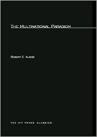 Book The Multinational Paradigm (MIT Press)