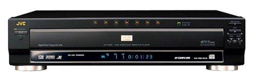 JVC XV-FA900BK 7-Disc DVD Player , (Jvc Digital Tv Receiver)