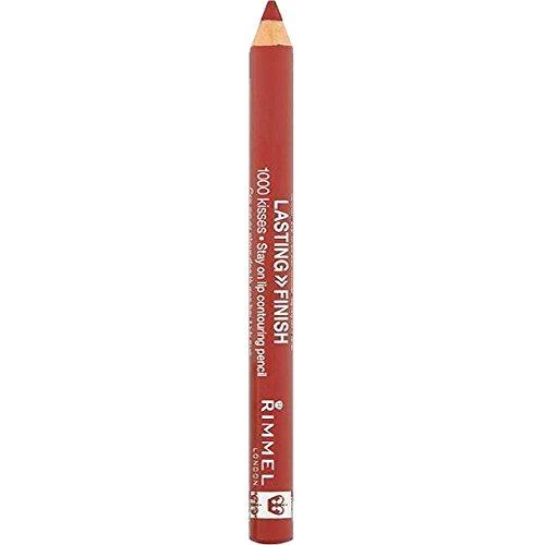 rimmel lip pencil coffee bean - 8