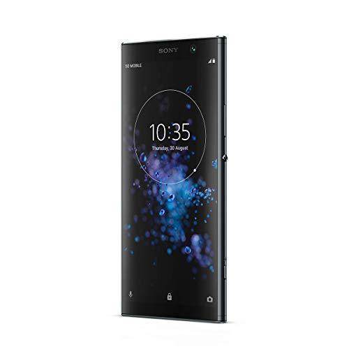Sony XA2 Plus Smartphone da 32 GB, Nero, Dual SIM [Italia]