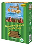 Andean Dream Organic Vegetarian Quinoa Noodle Soup, 5 Ounce -- 6 per case.