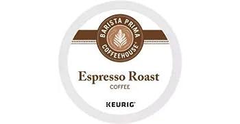 Barista Prima Espresso K Cup