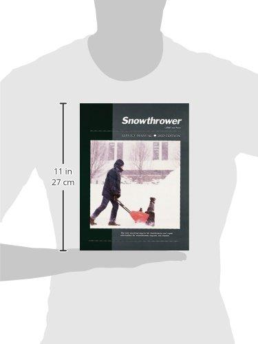 Snowthrower Service Ed 3