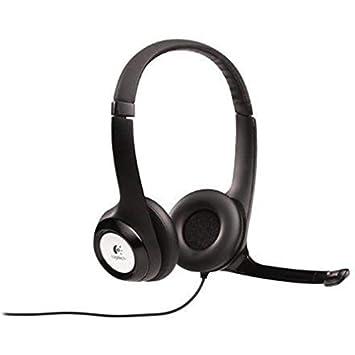 3b6d5329d6b Logitech H390 USB Headset Black: Amazon.ae: exeon