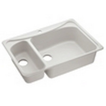 moen moenstone 25450v kitchen sinks ivory double bowl sinks rh amazon com