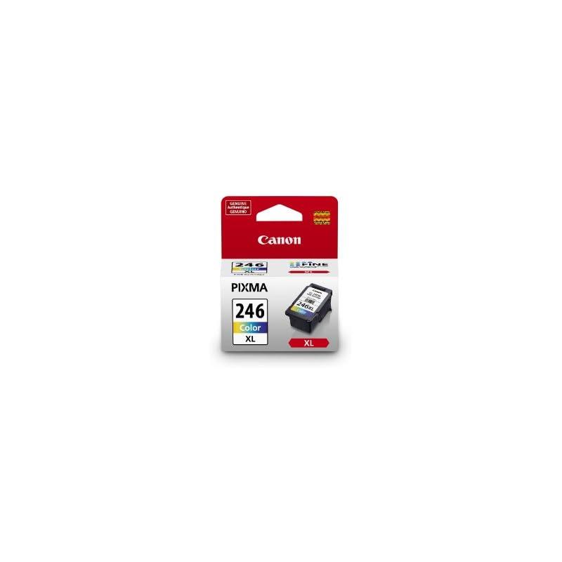 Canon CL-246XL Color Ink Cartridge, Comp