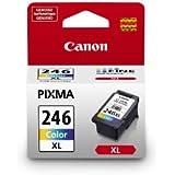 Canon CL-246XL Color Cartridge, Compatible to:MX492, PIXMA MG2420, PIXMA MG2520, PIXMA MG2920, PIXMA MG2922, PIXMA MG2924, PIXMA MX492, PIXMA iP2820
