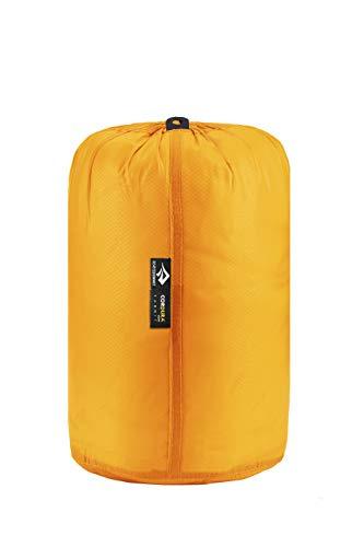 Sea to Summit Ultra-SIL Stuff Sack, Yellow, 15 Liter