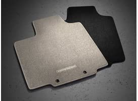 4-Piece // Grey 2011-2013 Nissan Rogue Carpeted Floor Mats 999E2-GX001