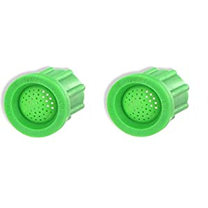 Lesco Chemlawn Spray Gun 3.0 GPM Nozzles - Green (Pack of 2)