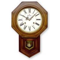 さんてる ボンボン振り子時計(ローマ文字) QL688R B008FVFX26